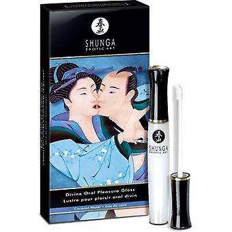 Shunga Gloss For Oral Pleasure With Coconut Flavor