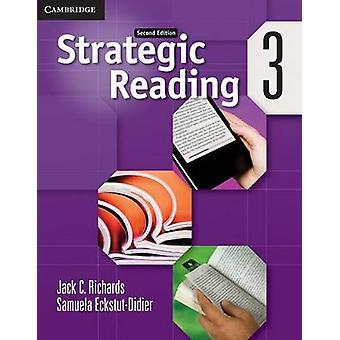 Strateginen reading level 3 Student&s Book (2nd Tarkistettu painos) Jac