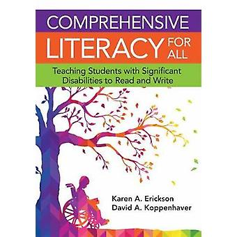 Comprehensive Literacy for All - Teaching Students with Significant Di