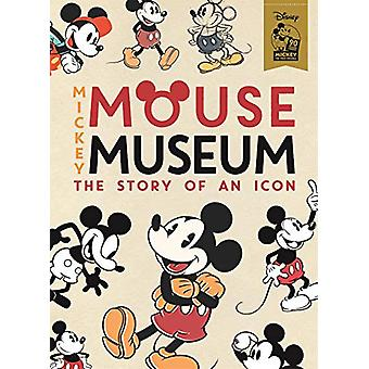 Mickey Mouse Museum - The Story of an Icon - 9781787413597 Book