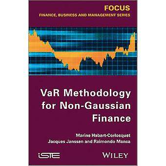 VaR Methodology for Non-Gaussian Finance by Marine Corlosquet-Habart