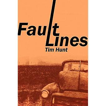 Fault Lines by Tim Hunt - 9781935218166 Book