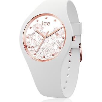 Ice Watch Armbanduhr Unisex ICE flower Spring white Small 016662