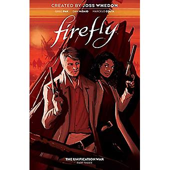 Firefly - The Unification War Vol. 3 by Joss Whedon - 9781684155002 Bo
