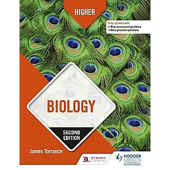 Higher Biology - Second Edition by Clare Marsh - 9781510457676 Book