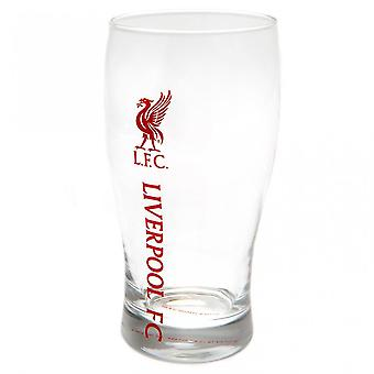 Liverpool FC Tulip Pint Glass