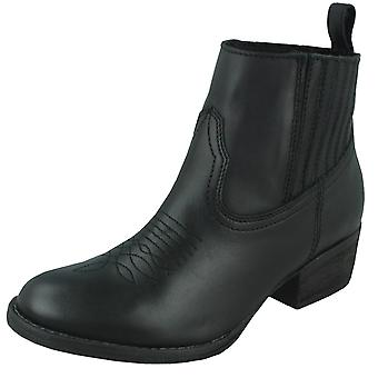 Ladies Harley Davidson Ankle Boot Curwood