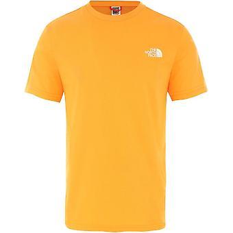 North Face Simple Dome T92TX5ECL universal kesä miesten t-paita