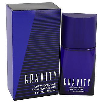 Gravity Cologne Spray By Coty 1 oz Cologne Spray