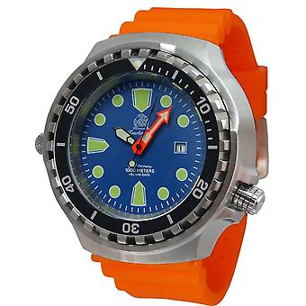 Tauchmeister T0315OR automatic diving watch 52mm