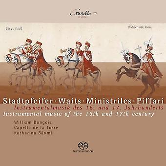 Dongois, William/Behr, Julian/Capel - Instrumental Music of the 16th and 17th Century [SACD] USA import