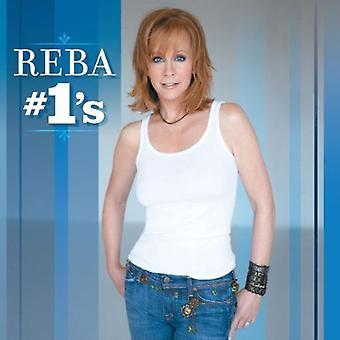 Reba McEntire - Reba #1's [CD] USA import