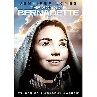 Lied van Bernadette [DVD] USA import
