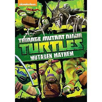 Mutagen Mayhem [DVD] USA import
