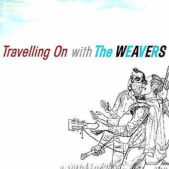 Travelling On With The Weavers [CD] USA import