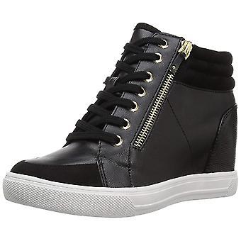 Aldo Womens Kaia Hight Lace Up Fashion Sneaker