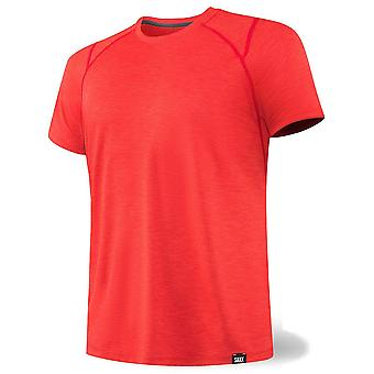 Saxx Mens Aerator Short Sleeve Crew T-Shirt