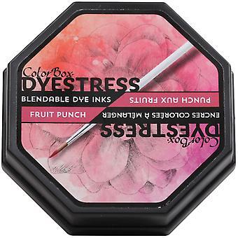 Clearsnap Colorbox Dyestress Mischbare Farbstoff Tinte voller Größe Obst Punsch