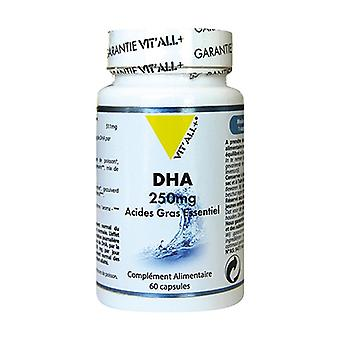 DHA 250mg - Essential Fatty Acid 60 capsules