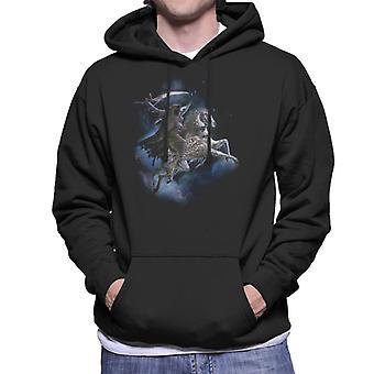 Alchymii čtvrtý jezdec z apokalypse muži ' s tričko s kápí