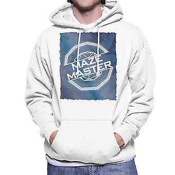 The Crystal Maze Full Colour Men's Hooded Sweatshirt