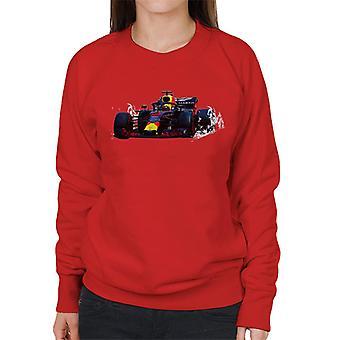 Motorsport Images Daniel Ricciardo Red Bull RB14 Mexican GP 2018 Women's Sweatshirt