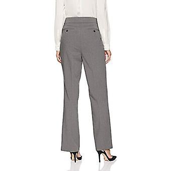 Brand - Lark & Ro Women's Bootcut Trouser Pant: Curvy Fit, Spring Grey...