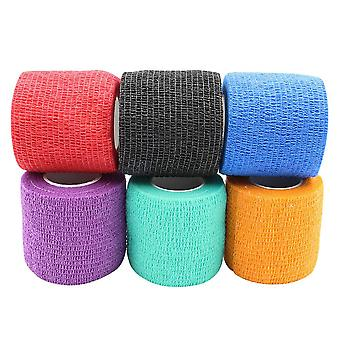 Tattoo Grip Cover Wrap - Cohesive Wrap Elastic Bandage Rolls  Self Adherent Tape from Tattoo Accessories