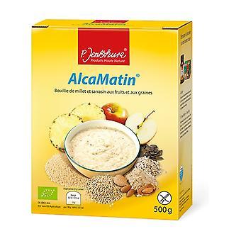 AlcaMatin, organic breakfast 500 g of powder