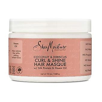 shea moisture c&h curl treat masc 12oz/ new 340 g