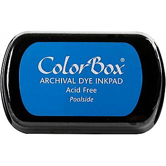 Clearsnap ColorBox Archival Dye Ink Full Size Poolside