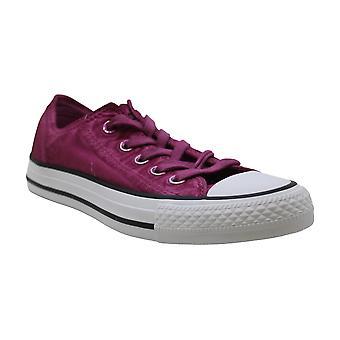 Converse Women's CTAS Ox Mod Pink/Black/White Sneaker