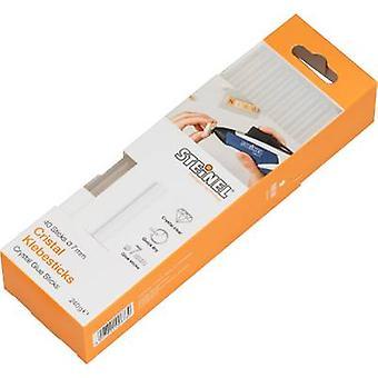 Steinel 006594 Hot melt glue sticks 7 mm 150 mm Transparent 240 g 40 pc(s)