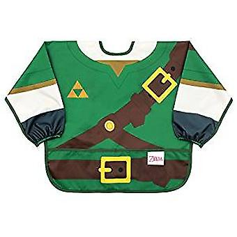 Long Sleeved Bib - Nintendo - Zelda 6-24M New CSU-NTZ