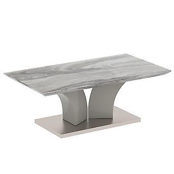 Isaac Coffee Table - Grey