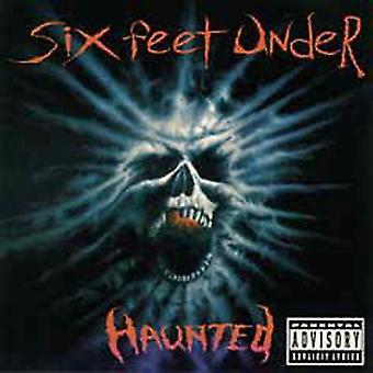 Six Feet Under - Haunted [CD] USA import