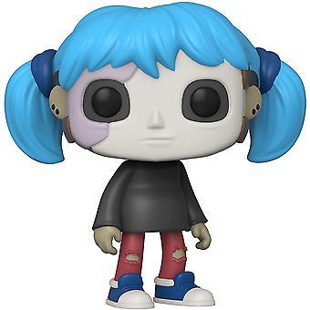 Sally Gesicht Pop! Vinyl