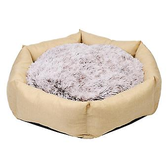 Deluxe Egg Dog Bed