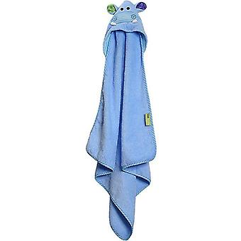 Zoocchini Cotton Baby Hooded Towel