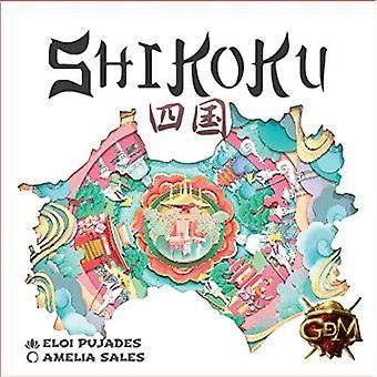 Shikoku Board Game