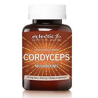 Eclectic Institute Inc Cordyceps, 60 Caps