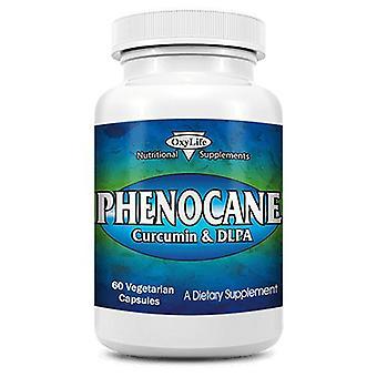 Oxylife Products Phenocane Natl Pain Manag, 60 Cap