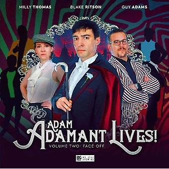 Adam Adamant Lives Volume 2 Face Off by Adams & Guy