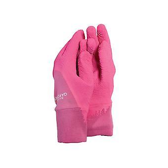 Town & Country TGL271M Master Gardener Ladies Pink Gloves (Medium) T/CTGL271M