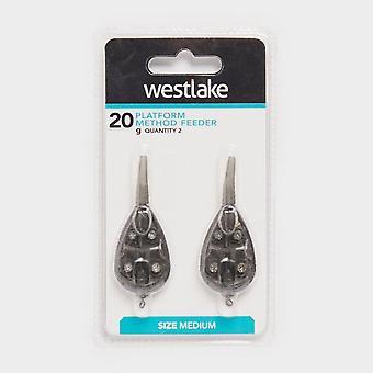 Νέα Westlake 20G μέθοδος τροφοδότης Plat LG 2 Pk Ασήμι