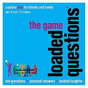 Loaded Questions the Game Card Game