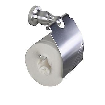 Aluminium toiletpapierhouder