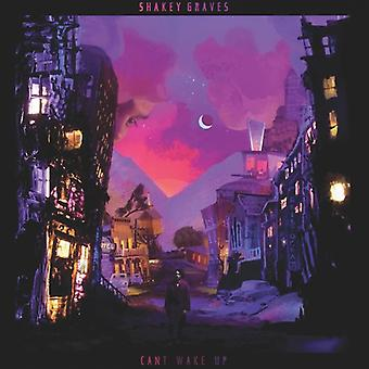 Shakey Graves - Can't Wake Up [CD] USA import