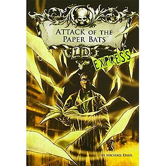 Attack of the Paper Bats - Express Edition (Library of Doom - Express Edition)
