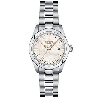 Tissot T132.010.11.111.00 Damen T-my Lady Silver Edelstahl Uhr